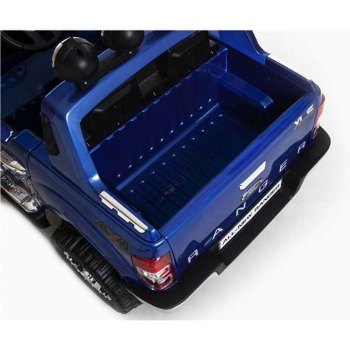 Blue 12v Licensed Ford Ranger Pickup Truck Ride on 2 seater-102