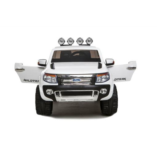 ford ranger 24v white kids ride on electric suv