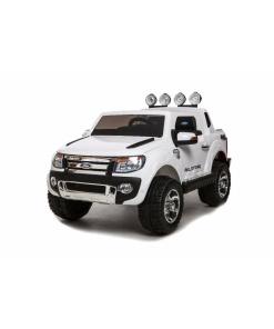 4 x 4 kids ride on ford ranger white