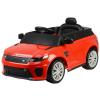 Red 12v Electric Ride on Range Rover Sport SVR