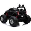 24v Ride on car ford ranger Black Monster Truck