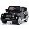 Licensed Large Black 12v Mercedes G63 AMG Ride on Jeep with Parental Remote Control-0
