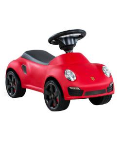 Red Licensed Porsche 911 Foot to Floor Ride on