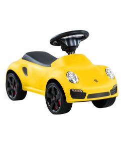 Yellow Licensed Porsche 911 Foot to Floor Ride on-0