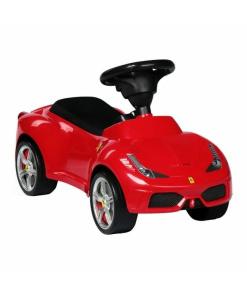 Red Licensed Ferrari 458 Foot to Floor Ride on