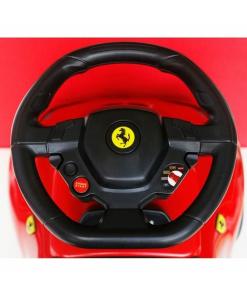 Red Licensed Ferrari 458 Foot to Floor Ride on-192