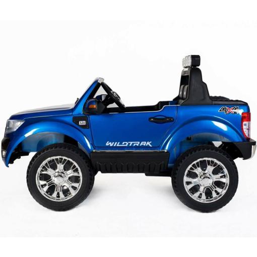 Blue 12v Licensed Ford Ranger Pickup Truck Ride on 2 seater-103