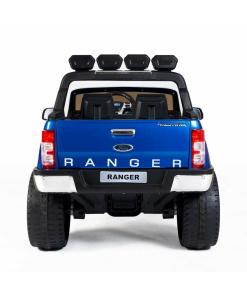 Blue 12v Licensed Ford Ranger Pickup Truck Ride on 2 seater-101