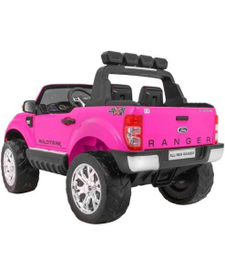PINK FORD RANGER RIDE ON ELECTRIC CAR