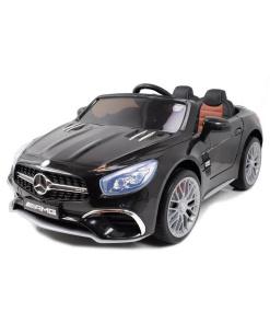 Mercedes SL65 AMG Ride on car 12v Black