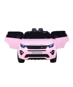 Pink Land Rover Discovery Sport ride on