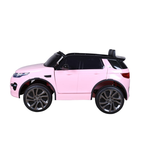 Discovery Sport ride on in pink