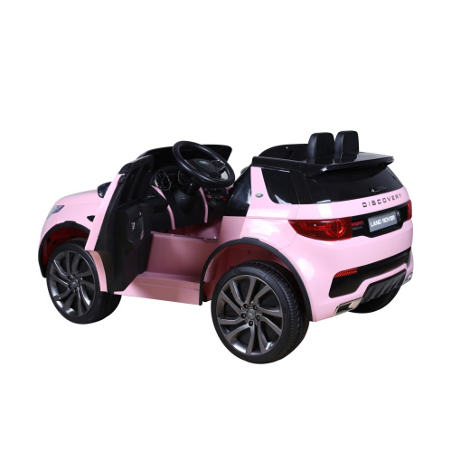 Discovery Sport ride on electric in pink