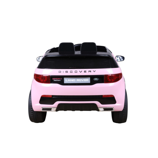 Pink Land Rover Discovery Sport SUV Jeep 12v Electric Ride On Car + Parental Remote Control HL2388-720
