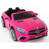12v Pink Mercedes SL65 Electric Ride on Car