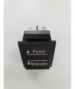pedal remote switch