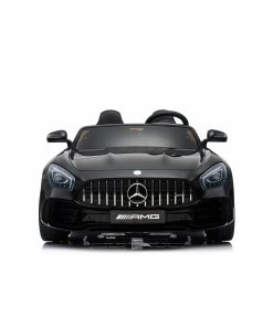 12v 2 Seater Mercedes GT R AMG Electric RIde on Car with badges