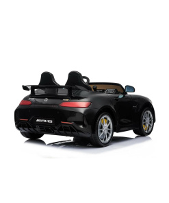12v Mercedes GT R AMG Electric RIde on Car with 2 seats