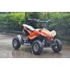 500w Electric Ride on ATV Quad Bike - Orange