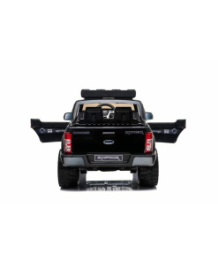 FORD RAPTOR BLACK RIDE IN KIDS ELECTRIC CAR WITH REMOTE