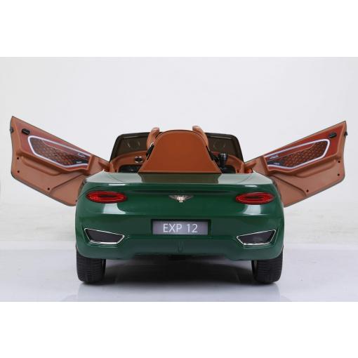 12v Bentley EXP12 Green Ride on Car