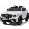 mercedes ride on car glc63s qls 5688 in white