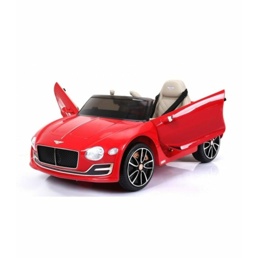 Red Bentley Exp 12 ride on kids car