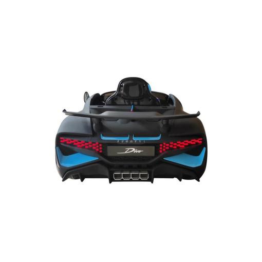 Bugatti Divo Kids 12v Ride on Electric Car with Remote