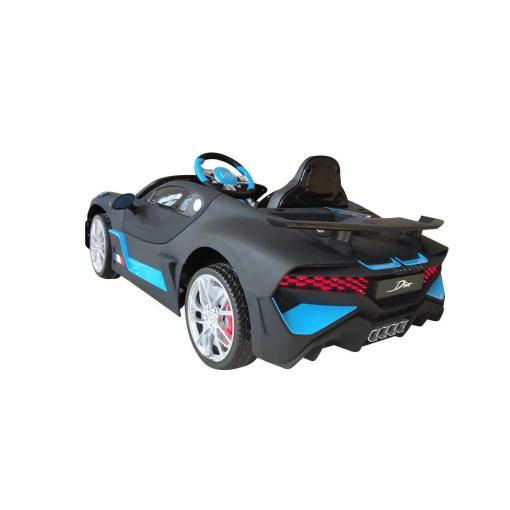 ride on electric car for kids with remote Bugatti Divo