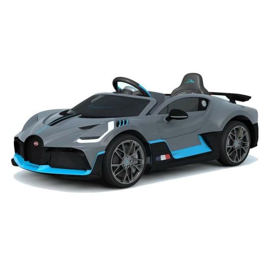Kids Ride On Car Bugatti Divo in Silver