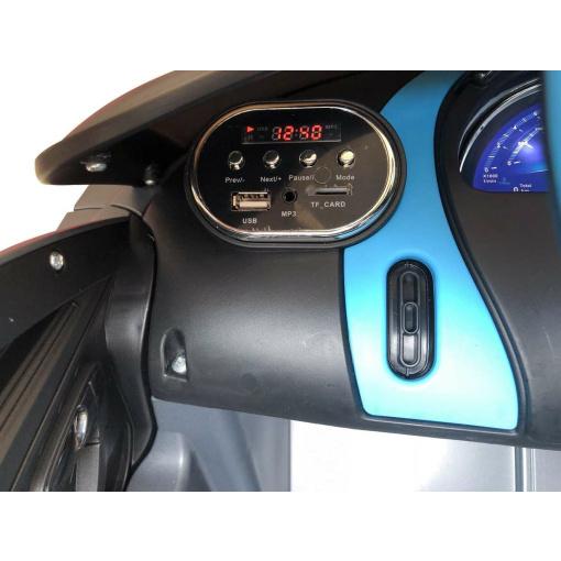 Bugatti supercar kids electric