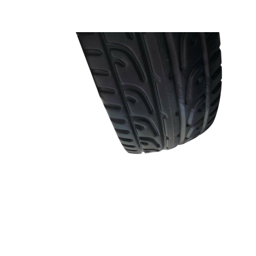 Bugatti Divo ride on car with rubber wheels