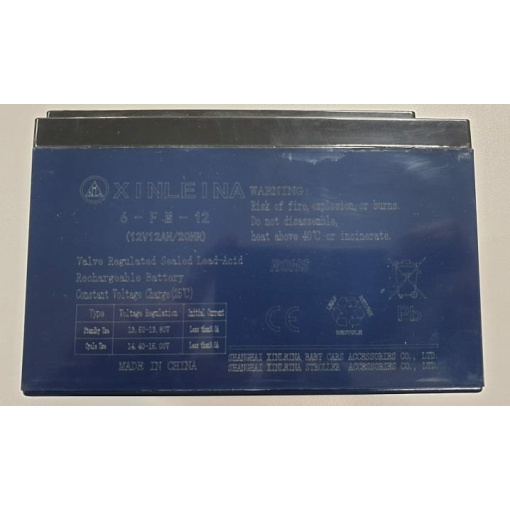 replacement battery for quad bike 24v