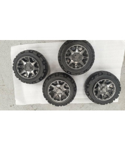 spare wheels and trims for jeep ride on car