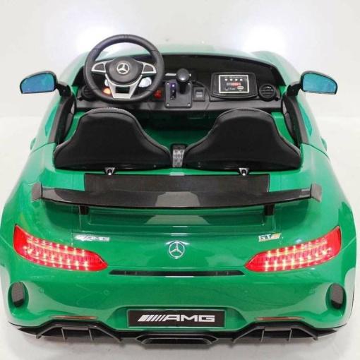 hl289 mercedes green 2 seater