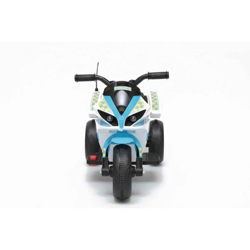 6v Kids Electric Ride on Police Trike Motorbike