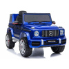 mercedes g63 g wagon blue kids ride on