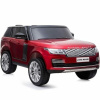 kids electric range rover hse ride on car in red