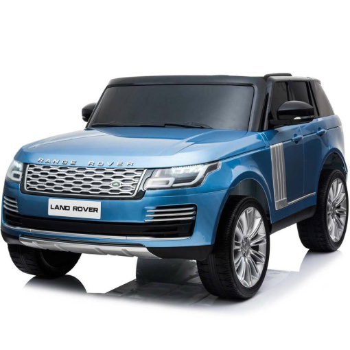 kids electric ride on car hse blue