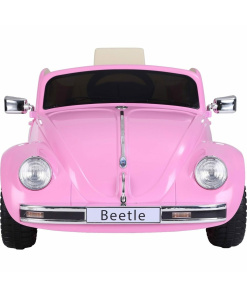 Electric-ride-on-car-pink-beetle