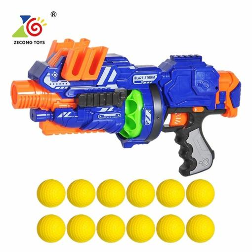 NERF STYLE KIDS GUN