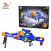 KIDS ELECTRIC SOFT DART GUN WITH SCOPE