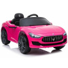 kids electric ride on car pink