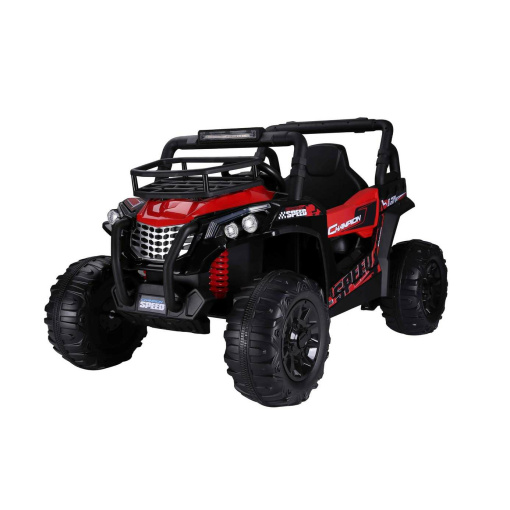 RED JEEP BUGGY FOR KIDS