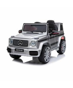 g63 grey ride on kids car
