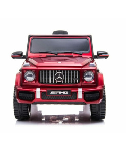kids mercedes ride on car g wagon red