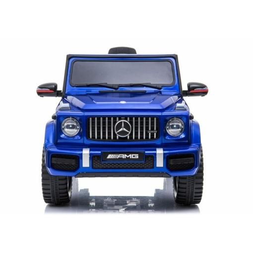 bbh0003 blue g63 large kids ride on car