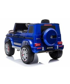 Mercedes g63 bbh0003 blue large size