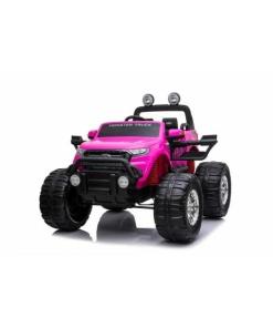 Ford Ranger DK-MT550 Pink Monster Truck ride on kids car