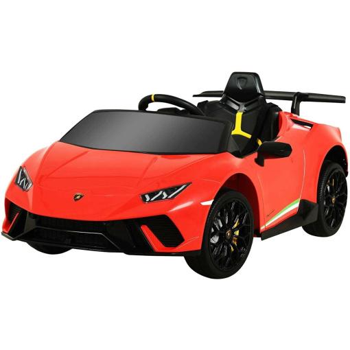 Lamborghini Red Kids ride on car